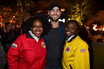 Chace Crawford City Year Los Angeles Spring Break