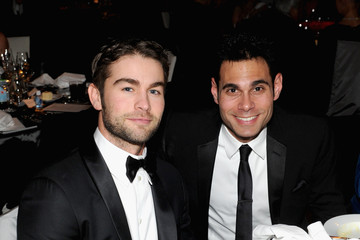 Chace Crawford Elton John AIDS Foundation Oscar Viewing Party — Part 4