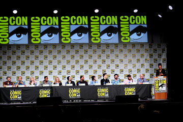 Chace Crawford 2019 Comic-Con International - 'The Boys' Panel