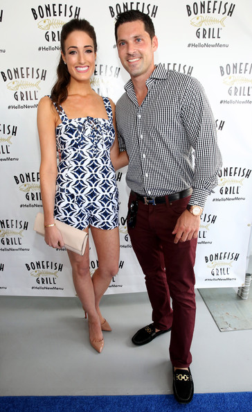 Chad Carroll Pictures - Bonefish Grill Launches New Menu With ...