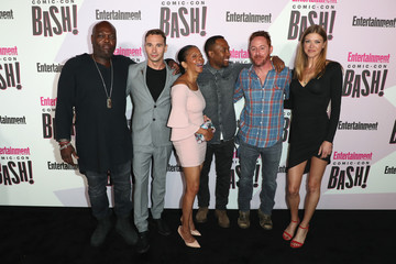 Chad Coleman Entertainment Weekly Hosts Its Annual Comic-Con Party At FLOAT At The Hard Rock Hotel In San Diego In Celebration Of Comic-Con 2018 - Arrivals