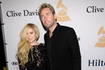Chad Kroeger 2016 Pre-GRAMMY Gala And Salute to Industry Icons Honoring Irving Azoff - Arrivals