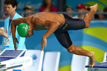 Chad Le Clos Swimming - Commonwealth Games Day 1