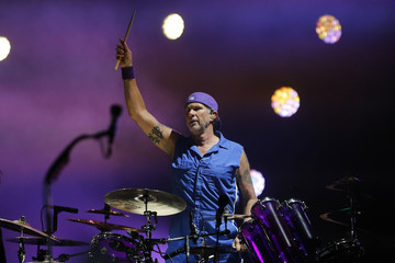 Chad Smith Lollapalooza Santiago de Chile 2018 - Day 2