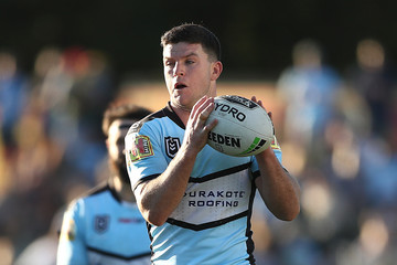 Chad Townsend NRL Rd 23 - Sharks vs Warriors