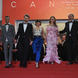 Chad Zem 'Oh Mercy! (Roubaix, Une Lumiere)' Red Carpet - The 72nd Annual Cannes Film Festival