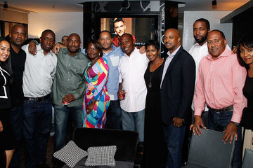 Chaka Zulu GREY GOOSE Cherry Noir Hosts Exclusive Power Players Dinner In Atlanta