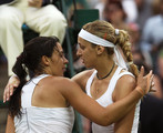 Marion Bartoli and Sabine Lisicki Photos Photo