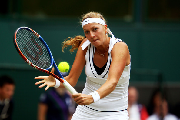 Petra Kvitova wins first title since injury