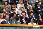 Billie Jean King and Philip Brook Photos Photo