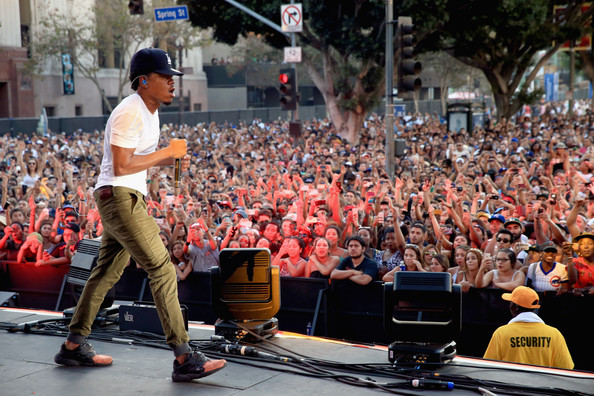 2014 Budweiser Made In America Festival - Day 2 - Los Angeles []