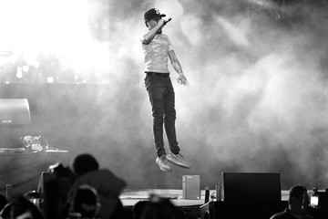 Chance the Rapper Tyler, the Creator's 5th Annual Camp Flog Gnaw Carnival - Day 1