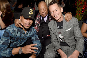 Chance the Rapper GQ and Chance The Rapper Celebrate the Grammys in Partnership with YouTube