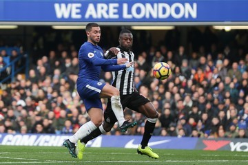 Chancel Mbemba Chelsea v Newcastle United - Premier League