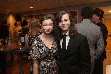 Chandler Riggs 'The Walking Dead' 100th Premiere and Party