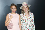 Charlotte Ronson (L) and Samantha Ronson attend Chanel Dinner Celebrating N 5 L'Eau at the Sunset Tower Hotel on September 22, 2016 in West Hollywood, California.