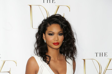 Chanel Iman 2014 DVF Awards
