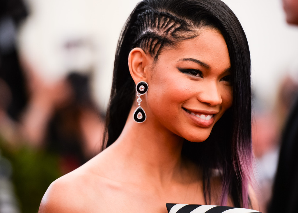 "Chanel Iman - ""PUNK: Chaos To Couture"" Costume Institute Gala - Alternative Views"