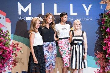 Chanel Iman Milly For DesigNation Collection Launch
