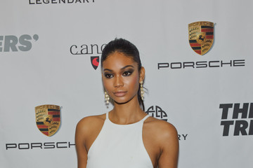 Chanel Iman The Players' Tribune Launch Party