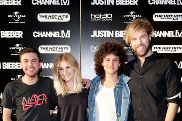 Billy Russell Channel V present Justin Bieber's Exclusive Performance