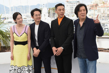 Chang-dong Lee 'Burning' Photocall - The 71st Annual Cannes Film Festival