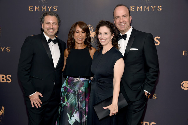 69th Annual Primetime Emmy Awards - Executive Arrivals