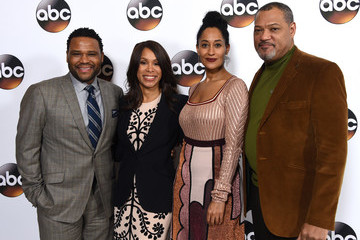 Channing Dungey Disney ABC Television Group Winter TCA Press Tour