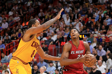 Channing Frye Cleveland Cavaliers v Miami Heat