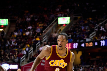 Channing Frye New York Knicks v Cleveland Cavaliers