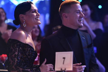 "Channing Tatum Pre-GRAMMY Gala and GRAMMY Salute to Industry Icons Honoring Sean ""Diddy"" Combs - Inside"