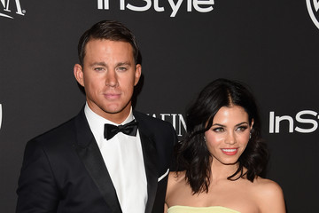 Channing Tatum InStyle And Warner Bros. Golden Globes Party — Part 2