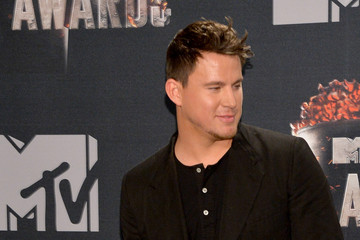 Channing Tatum Press Room at the MTV Movie Awards — Part 2