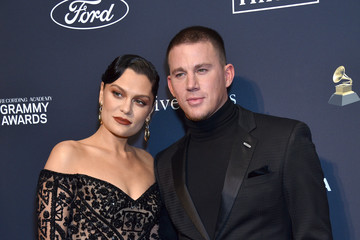 "Channing Tatum Pre-GRAMMY Gala and GRAMMY Salute to Industry Icons Honoring Sean ""Diddy"" Combs - Arrivals"