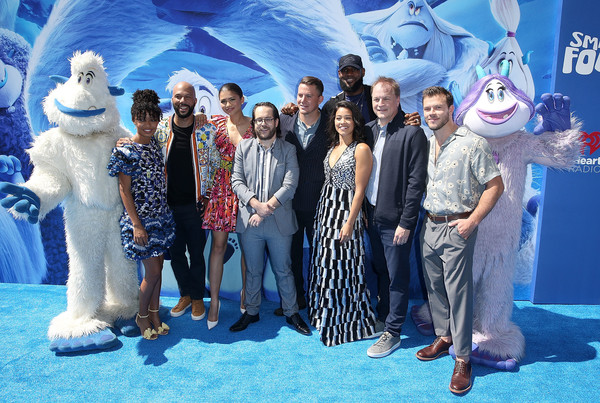 Premiere Of Warner Bros. Pictures' 'Smallfoot' - Red Carpet
