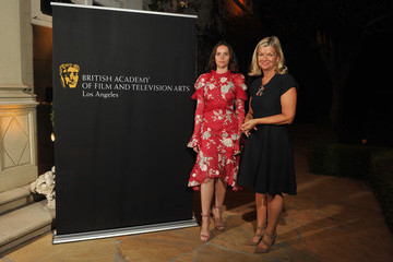 Chantal Rickards BAFTA Los Angeles Reception With Felicity Jones At The Residence Of The British Consul General