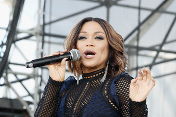 Chante Moore The 12th Annual Jazz in the Gardens Music Festival - Day 1