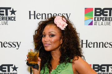 Chante Moore Official BET Experience Gifting Suite Sponsored by Hennessy
