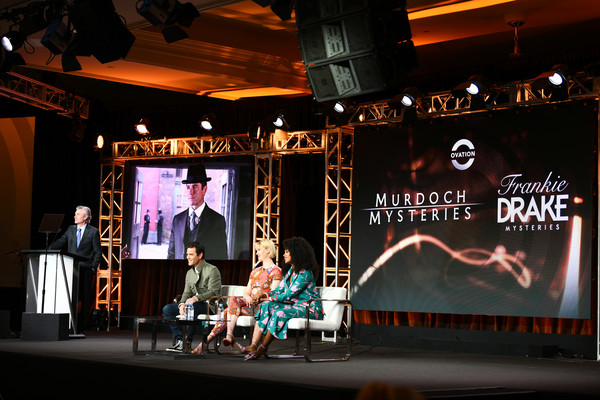 Ovation Presents Upcoming Programming At 2019 Winter TCA Tour With Julia Stiles, Lena Olin, Yannick Bisson, Lauren Lee Smith And More