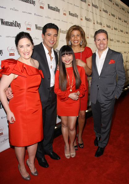 02/08/11 - Woman's Day Red Dress Awards - Lincoln Center, New York City, NY Charice+Woman+Day+8th+Annual+Red+Dress+Awards+dpcZahZxrySl
