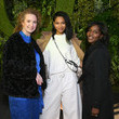 Charisse Ford Pandora Garden VIP Launch With Moment Factory