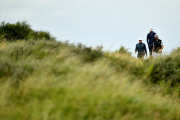 Charl Schwartzel 146th Open Championship - Day Two