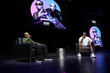 Charlamagne Tha God Sean 'Diddy' Combs, REVOLT, And AT&T Host REVOLT Summit Kickoff Event
