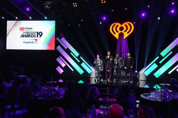 Charlamagne Tha God Bobby Bones iHeartRadio Podcast Awards Presented By Capital One - Show
