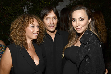 Charlene Roxborough David and Victoria Beckham and Eva Longoria Host the Grand Opening of the New Ken Paves Salon