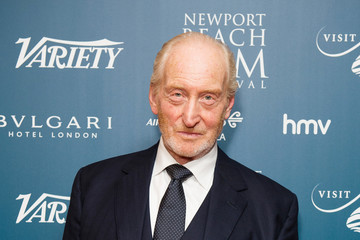 Charles Dance Newport Beach Film Festival Honours - Arrivals