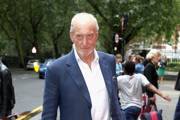 Charles Dance 'Vamos Cuba' - Red Carpet Arrivals