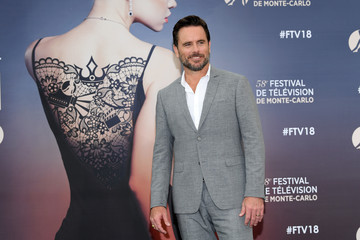 Charles Esten 58th Monte Carlo TV Festival: Day 4