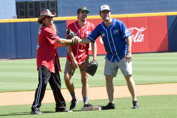 Charles Esten 26th Annual City of Hope Celebrity Softball Game - Game