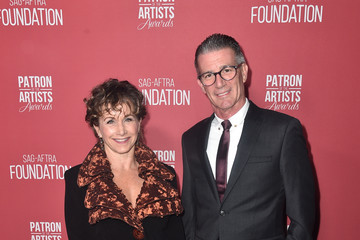Charles Isaacs SAG-AFTRA Foundation's 3rd Annual Patron Of The Artists Awards - Arrivals